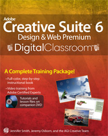 Creative Suite 6 book