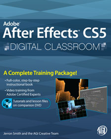 After Effects CS5 book