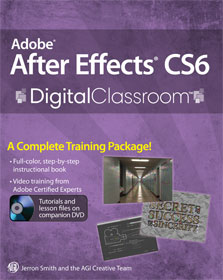 After Effects CS6 book