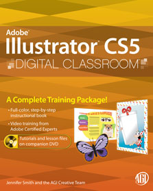 Illustrator CS5 book