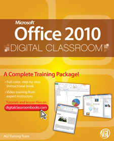 Office 2010 book