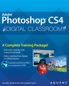 Photoshop CS4 book