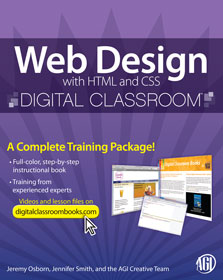 Web Design book
